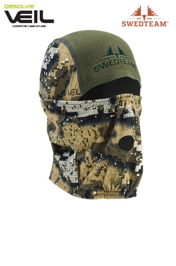 Camouflagemaske Ride Veil von Swedteam