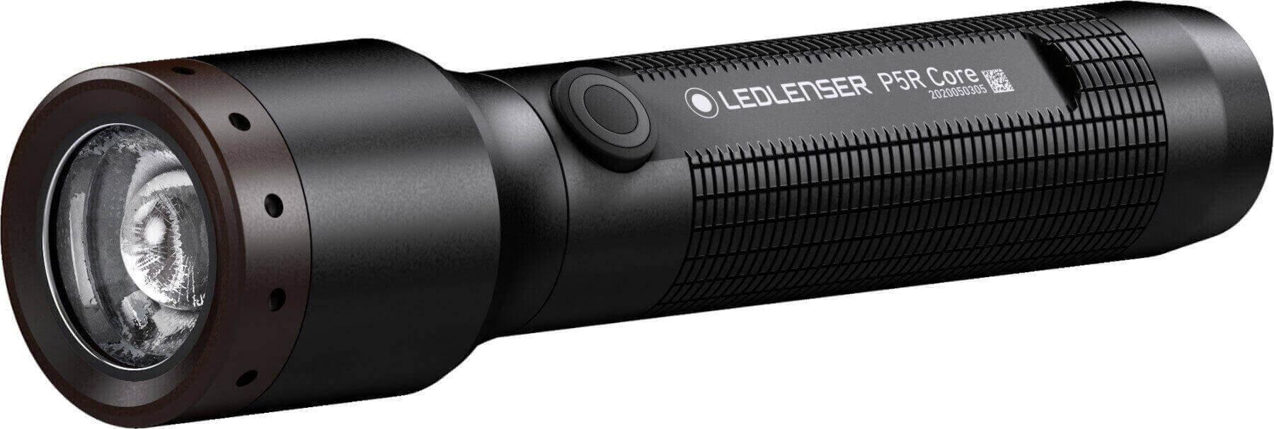 Taschenlampe P5R Core von Ledlenser Komplettansicht