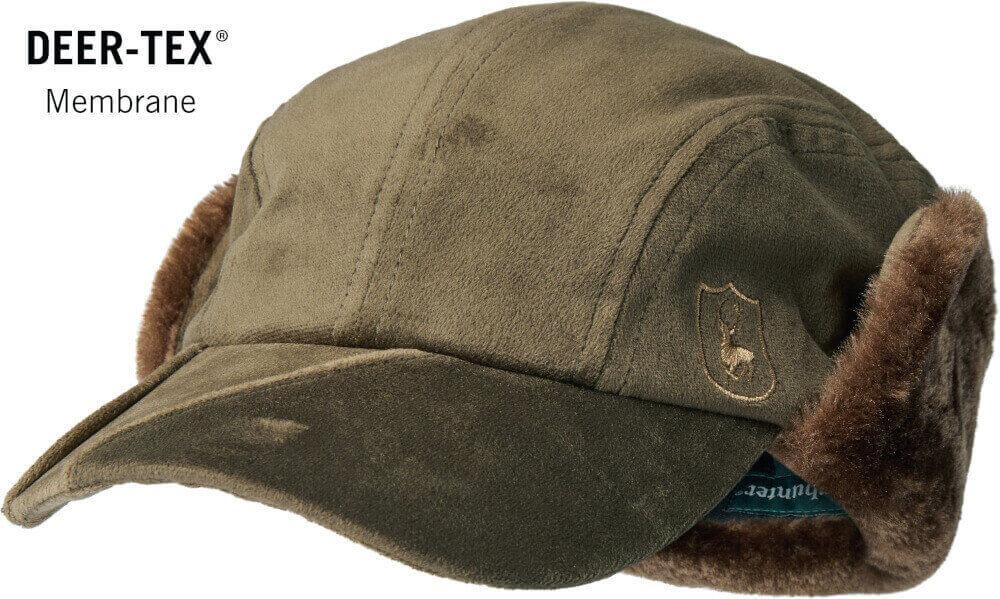 Winterkappe Rusky für Ansitzjagd mit Deertex Membran von Deerhunter