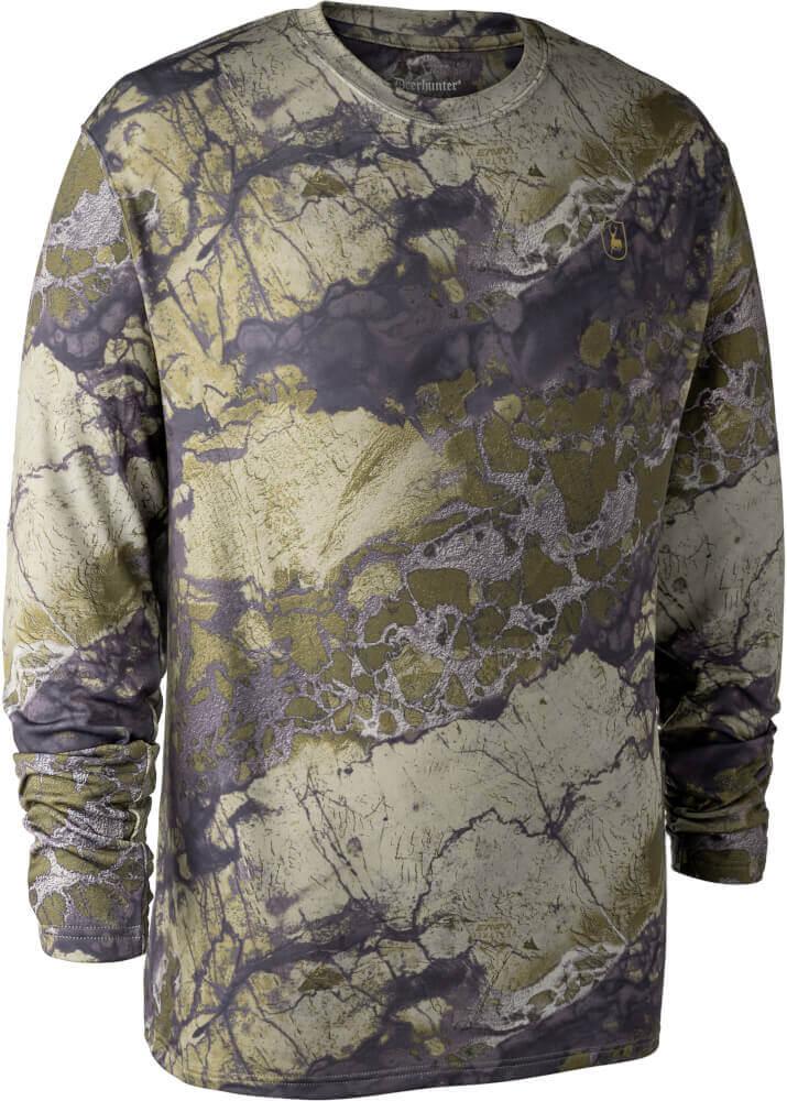 Camouflageshirt Birch für Pirsch zur Lockjagd von Deerhunter