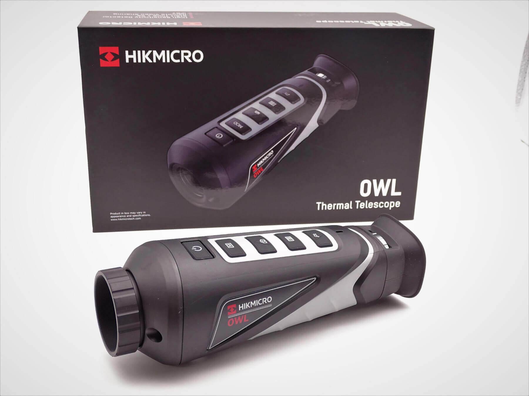 Wärmebildkamera HIKMicro OH35-OWL von HikVision