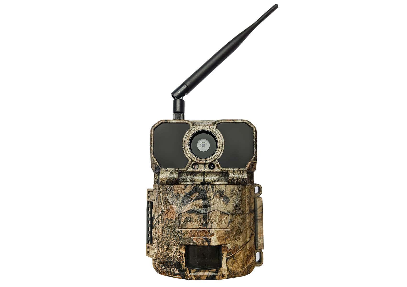 Wildkamera ICUServer 4G mit Antenne