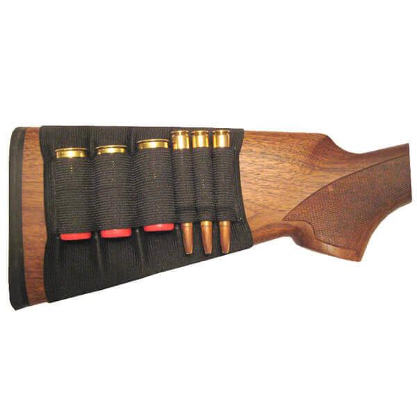 elastisches Schaftmagazin für Kugel und Schrot