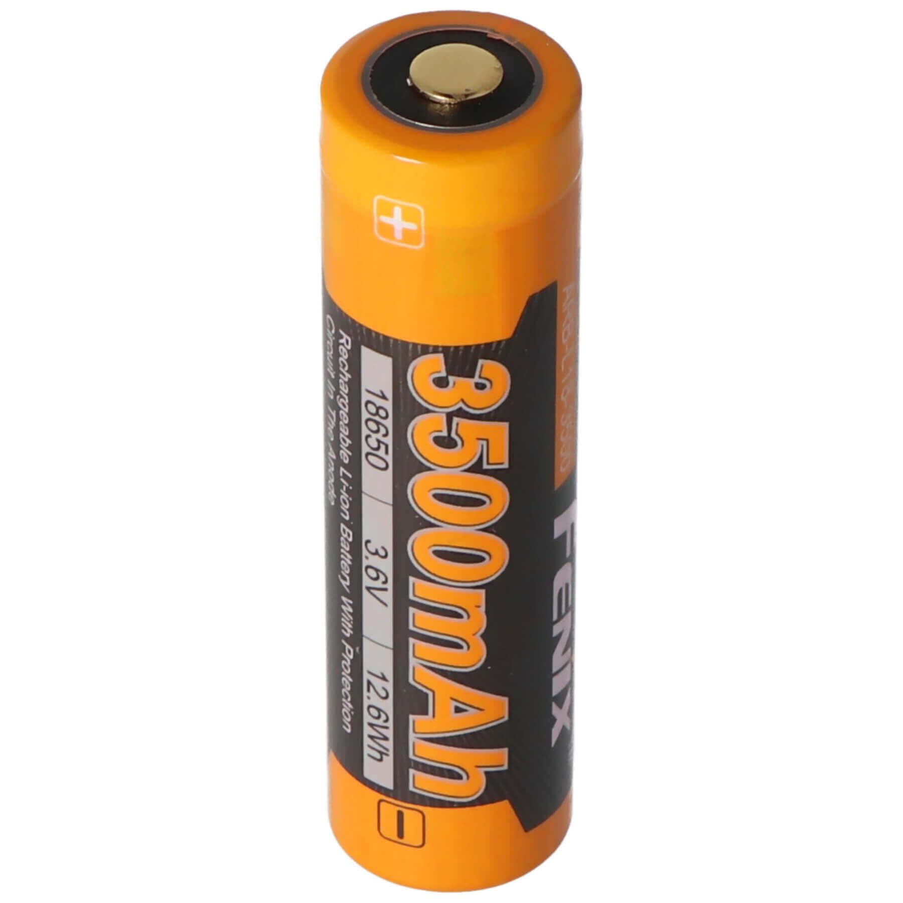 Akku Batterie 18650 von Fenix