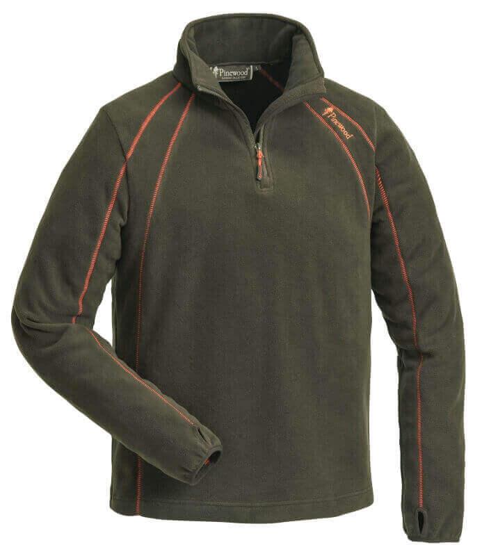 Thermoset Comfy aus Fleece als Unterwäsche für kalte Jagdtage von Pinewood