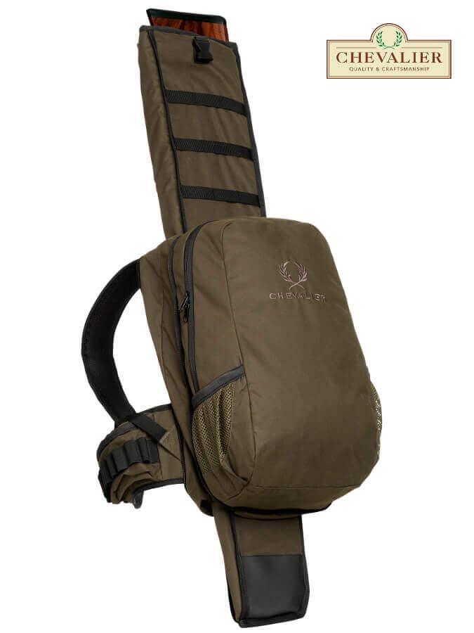 Jagdrucksack mit Waffenhalterung für die aktive Jagd z.b. Elchjagd in  Schweden von Chevalier