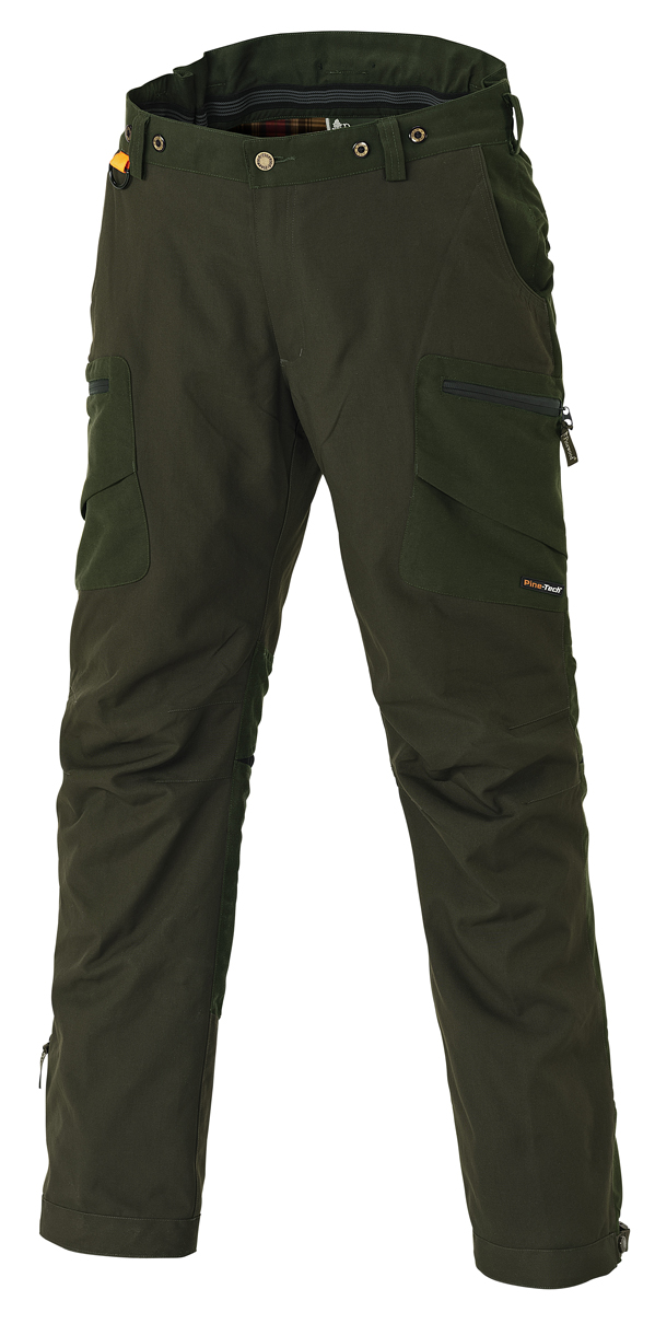 Jagdhose Hunter Pro Extreme dark green mit Membran von Pinewood