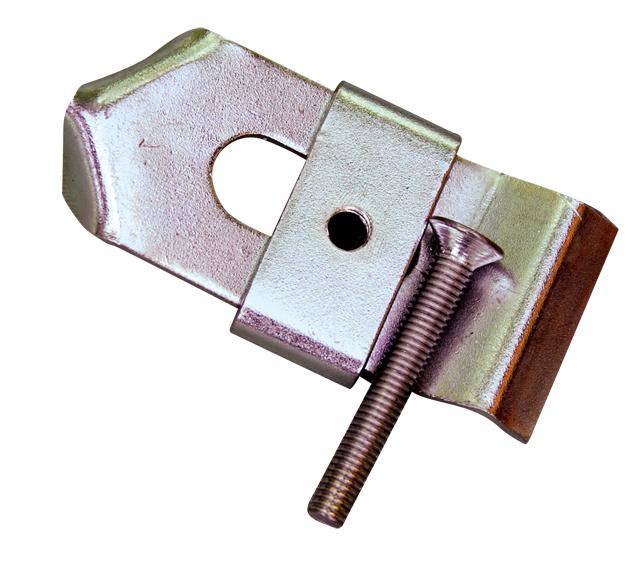 Befestigungsklammer für Rehbock