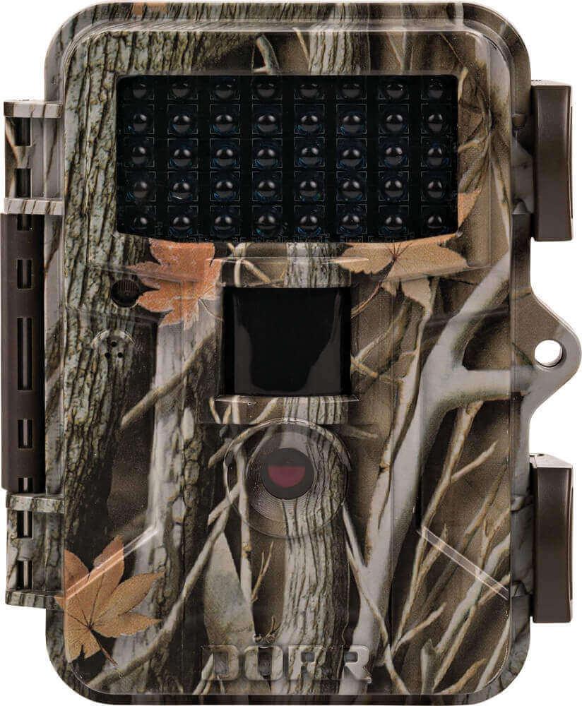 Wildkamera Snapshot Mini Black Camouflage 12MP HD von Dörr