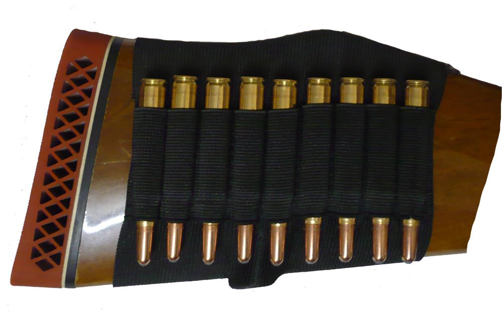 Schaftmagazin Kugel für Repetierer und Drückjagd 9 Patronen